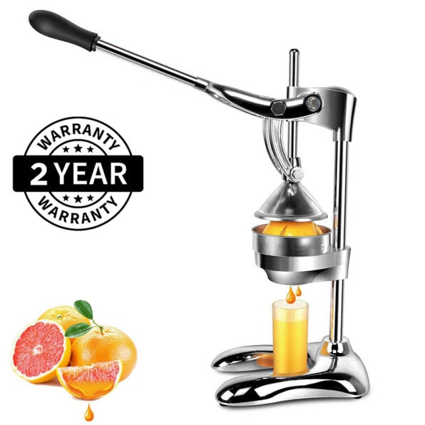 Heavy Duty Stainless Steel Pro Series™ Citrus Squeezer