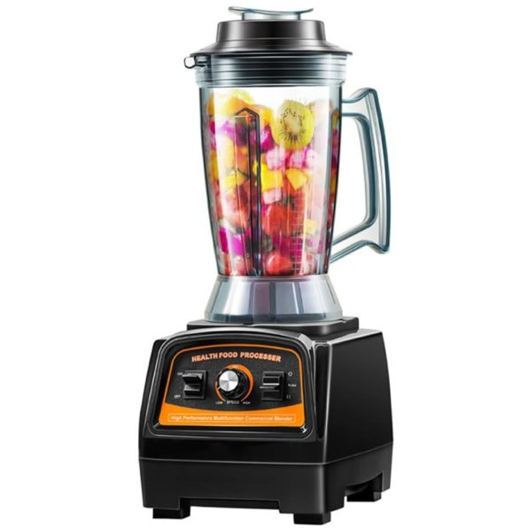 2800W Certified Pro Blender | Heavy Duty Food Processor | 4L Extra Large Capacity | Commercial