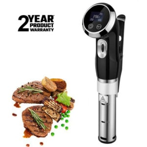 Certified Pro Sous Vide Cooker | 1500W High Power Award Winning Heater