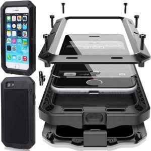 TANK™ | Shockproof Extra Heavy Duty iPhone Case | 360 Full Body Protection