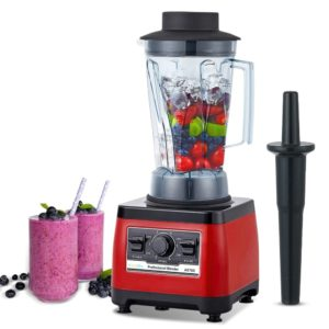 2200W 3HP Heavy Duty Commercial Fruit Vegetable Bar Blender Mixer   High Performance Professional Restaurant Food Processor   Ice Crusher & Smoothie, Shake Maker 2L Large Capacity Countertop High Speed Machine   Best Electric Kitchen Ninja Vitamix Blendtec Blenders Buy Online Commercial Blenders for Sale Price Reviews 2 year warranty