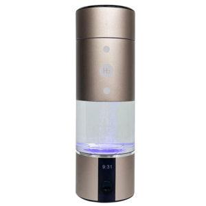 3rd Gen Korean Titanium SPE/PEM   Portable Hydrogen Generator Water Bottle   USB Rechargeable Ionizer